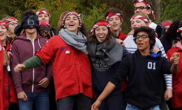 Pour les Scouts et guides de France, l'une des principales branches du scoutisme présentes à Rennes, les effectifs sont en forte hausse depuis trois ans.